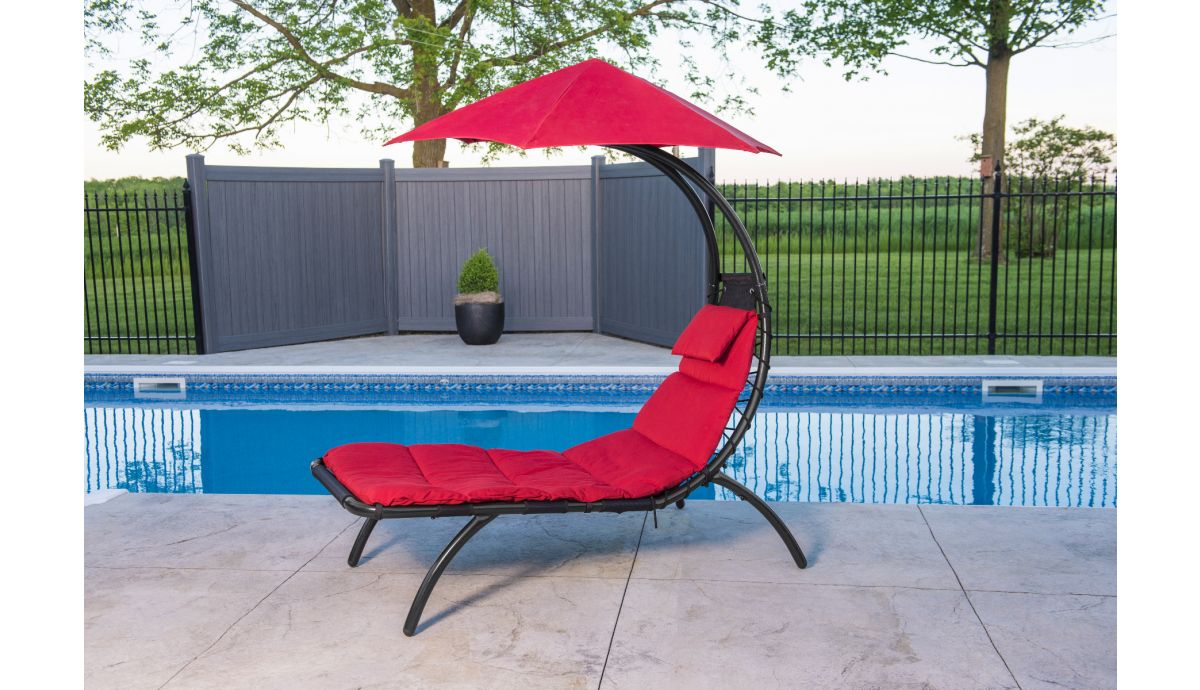 'Dream Lounger' Red Original
