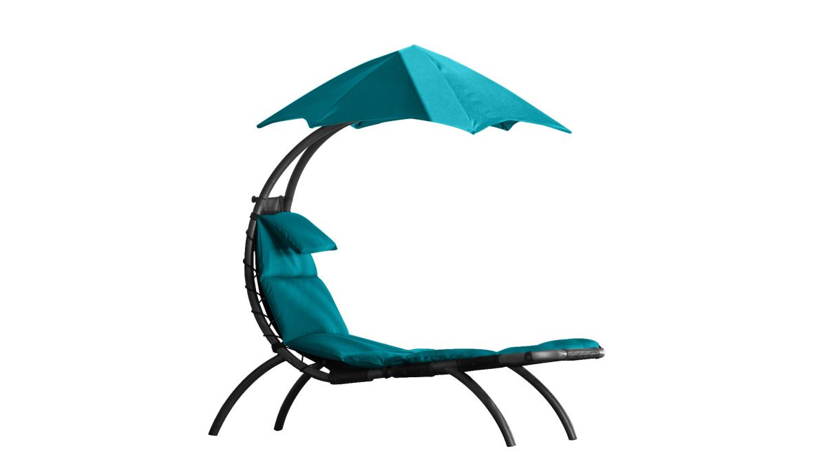 'Dream Lounger' Turquoise Original
