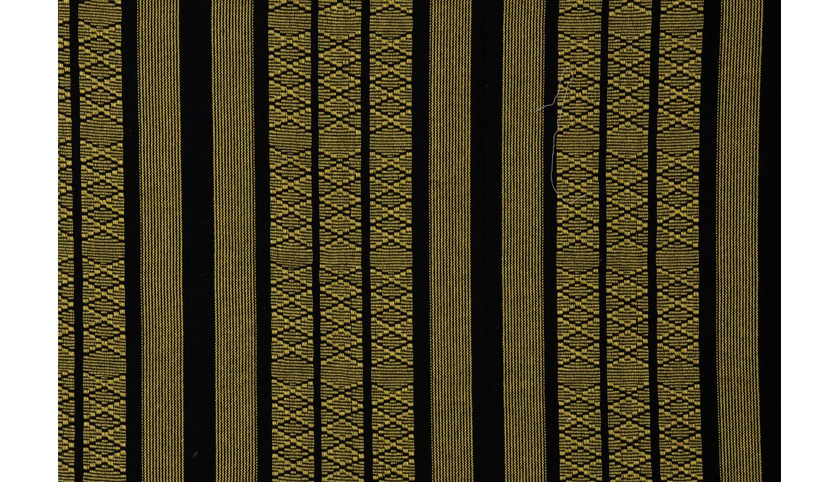 'Wicker & Black Edition' Gold Hängematte mit Gestell