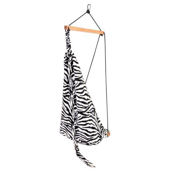 'Hang Mini' Zebra Kinderhängesessel