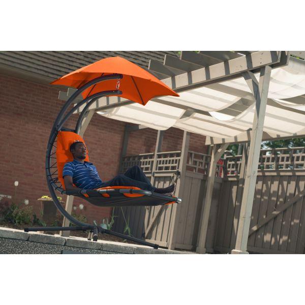 'Dream Chair' Orange Original