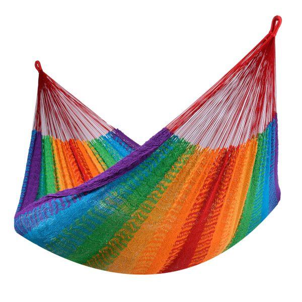 'Cacun' Rainbow XXL Hängematte