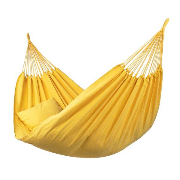 'Plain' Yellow Ein Person Hängematte