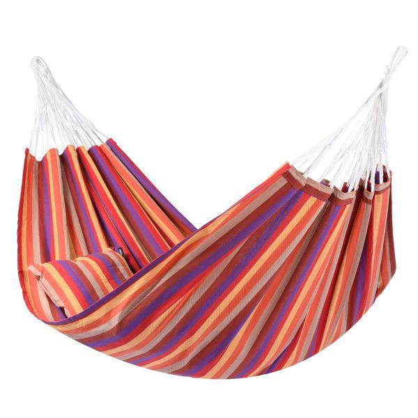 'Stripes' Tropiese XXL Hängematte