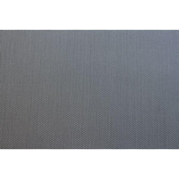 'Wave' Grey Loungestuhl