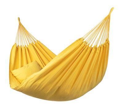 Plain Yellow Ein Person Hängematte