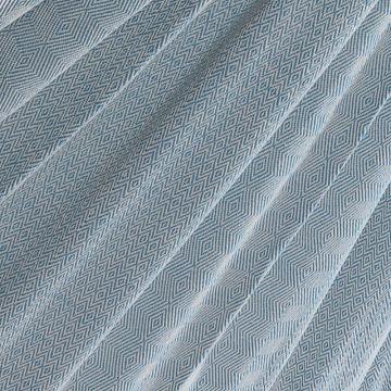 Natural Blue Plaid
