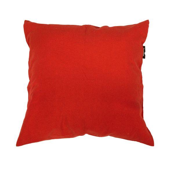 'Plain' Red Kissen
