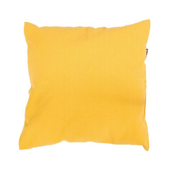 'Plain' Yellow Kissen