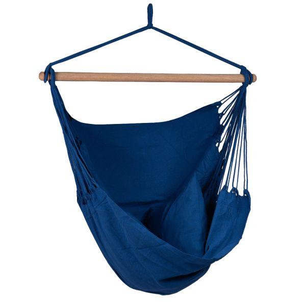 'Organic' Blue Hängesessel