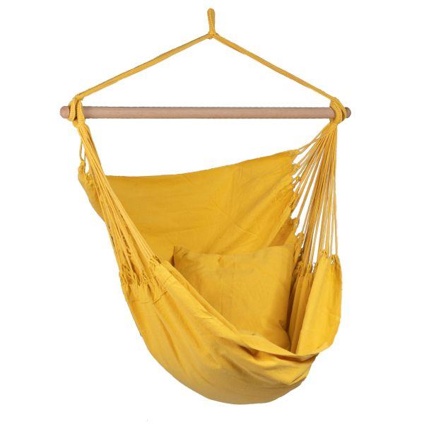 'Organic' Yellow Hängesessel