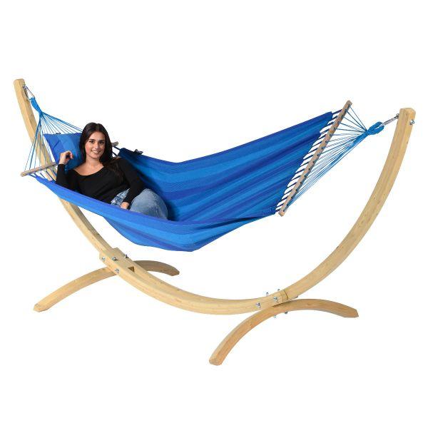 'Relax' Blue Ein Person Hängematte